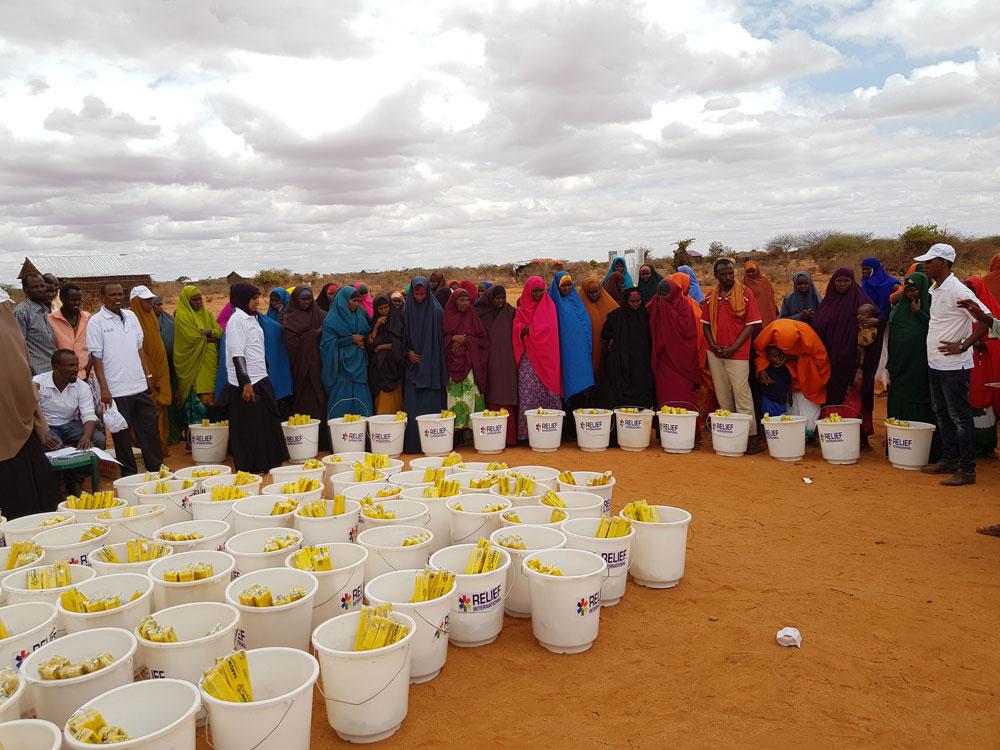 Drought response, Somalia