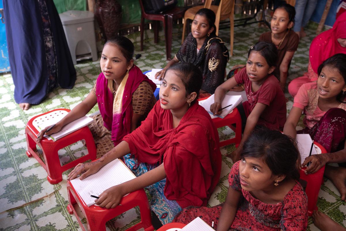 Bangladesh. Rachel Elkind/RI