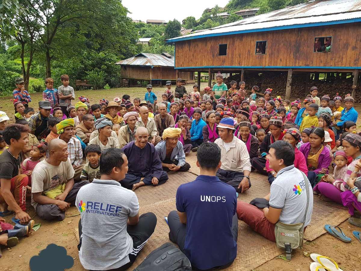 Myanmar. RI Staff/RI